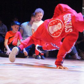BBoy & BGirl breakdancing classes