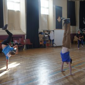 BBoy & BGirl breakdancing classes