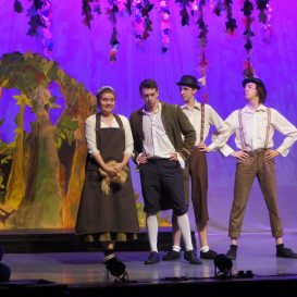 Summer Workshop: Musical Theatre for ages 11-18