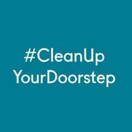 #CleanUpYourDoorstep