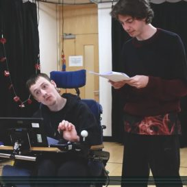 You, Me & My Voice: rehearsal footage