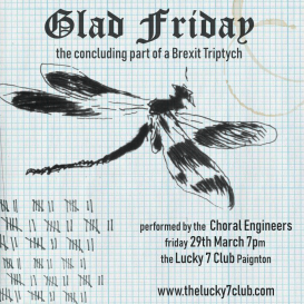 Doorstep Recommends: Glad Friday