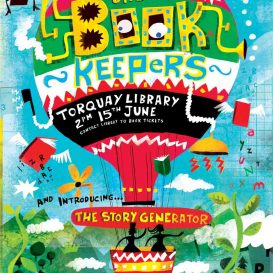 Doorstep Recommends: The Book Keepers