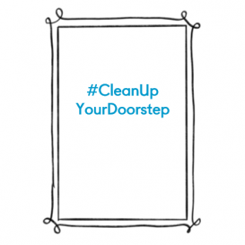 #CleanUpYourDoorstep Poster Competition
