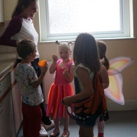 Little Doorstep Drop-In (age 4-7)