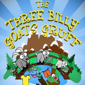 Doorstep Recommends: The Three Billy Goats Gruff