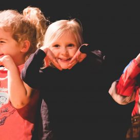 DAS Musical Theatre (Beginners, age 4-7)