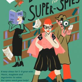 Book Club for Super Spies