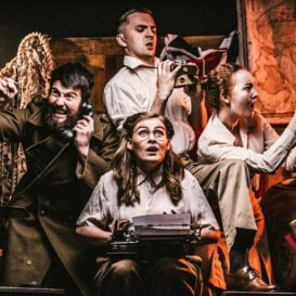 Doorstep Lunch with PaddleBoat Theatre Company