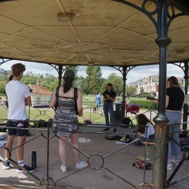 Live In the Bandstand