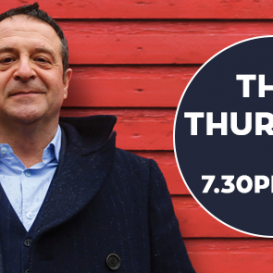 Exeter Phoenix presents Mark Thomas: The Red Shed