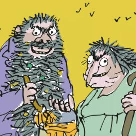 Roald Dahl's The Twits online