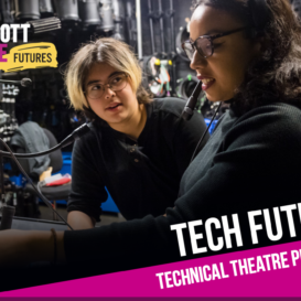 Tech Futures Programme at the Northcott Theatre