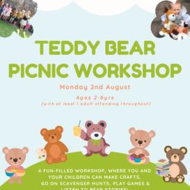Teddy Bears' Picnic Workshop