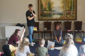 The IACF Young Writers' Exchange Week 1