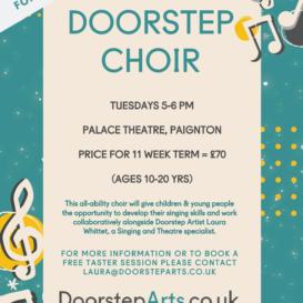 Doorstep Choir (age 10-20)