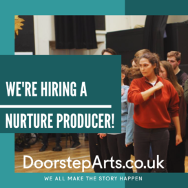 Nurture Producer Vacancy