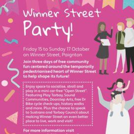 Winner Street Party